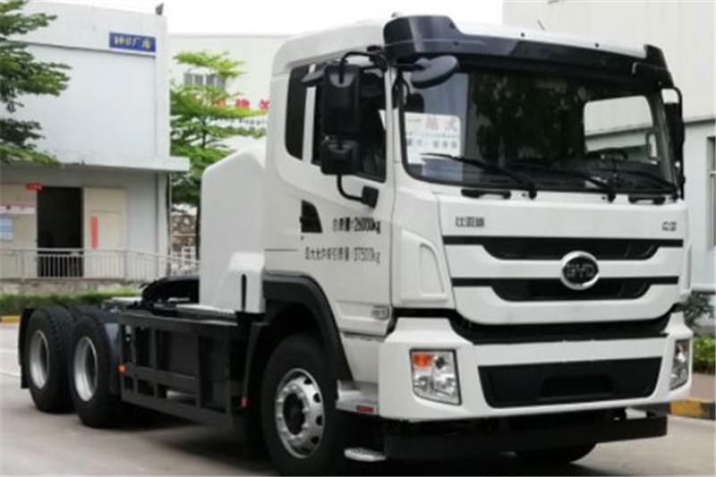 BYD Q3 26T 6X4 All-Electric Tractor(BYD4260DDDBEV)