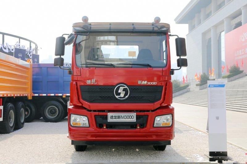 SHACMAN Delong New M3000 6X4 6.85m Full Electric Tractor(SX4257MC4BEV)
