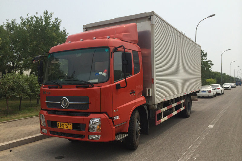 Dongfeng KR 180HP 4X2 8m Box Truck(DFH5180XXYBX2JV)