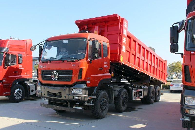 Dongfeng KL KC 385HP 8X4 6.5m Dumper(DFH3310A2)