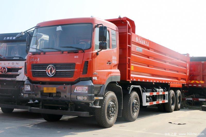 Dongfeng KL KC 420HP 8X4 7.2m Dumper(DFH3310A3)