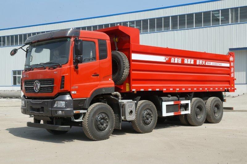 Dongfeng Muck Edition KL KC 420HP 8X4 7.2m Dumper(DFH3310A3)