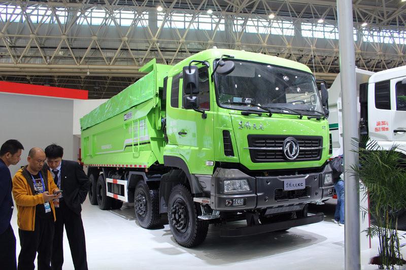 Dongfeng KL KC 385HP 8X4 7.2m Dumper(DFH3310A3)