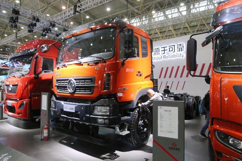 Dongfeng KC 420HP 8X4 7.8m Dumper(485 Rear Axle)(DFH3310A7)
