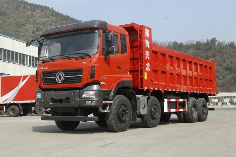 Dongfeng KL KC 450HP 8X4 8米 Dumper(High-Roof)(DFH3310A12)