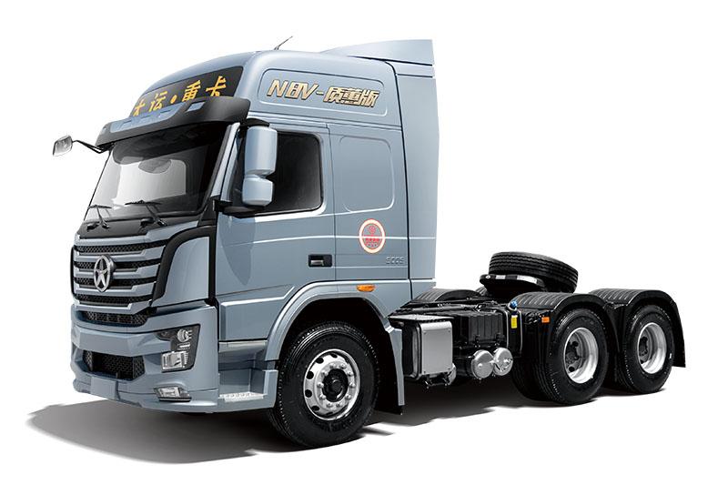 Dayun N8V Zhihui 2.0 460HP 6X4 Tractor Head(CGC4250D5FCCK)