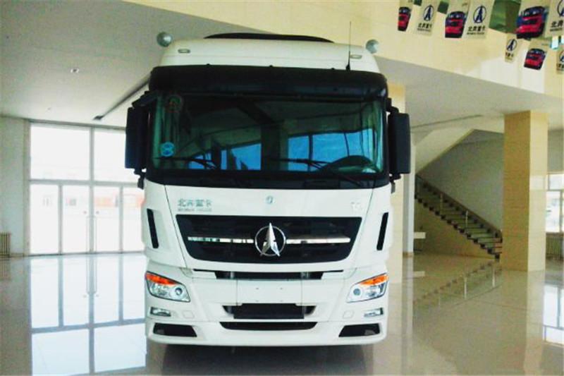 Beiben V3 Elite Edition 430HP 6X4 Euro LNG Tractor Head(ND4250BG6J7Z01)