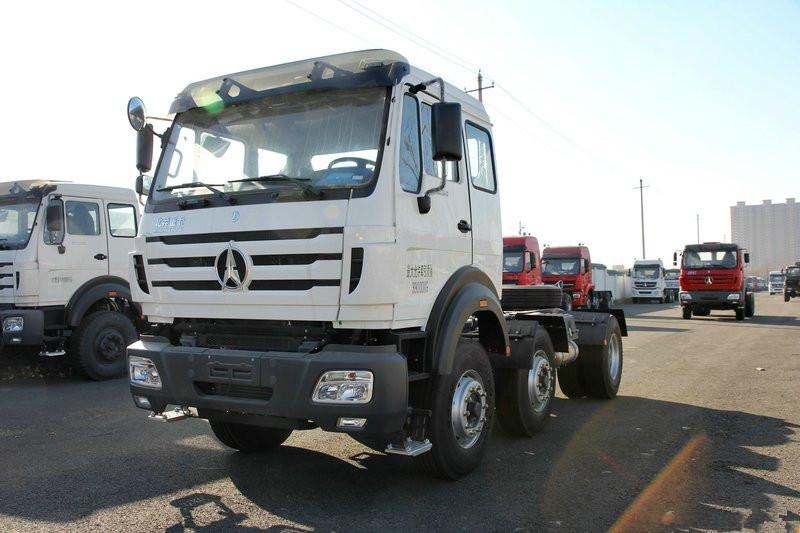 Beiben NG80B 380HP 6X2 Euro 5 LNG Tractor Head(ND4240L27J6Z00)