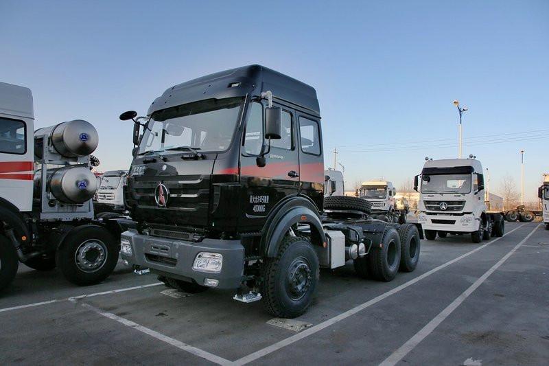 Beiben NG80 350HP 6X4 Euro 5 Tractor Head(ND4250BD5J7Z05)