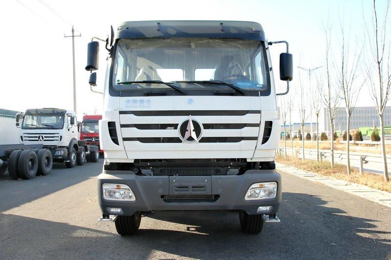 Beiben NG80 350HP 6X4 Euro LNG Tractor Head(ND4250BG5J3Z00)
