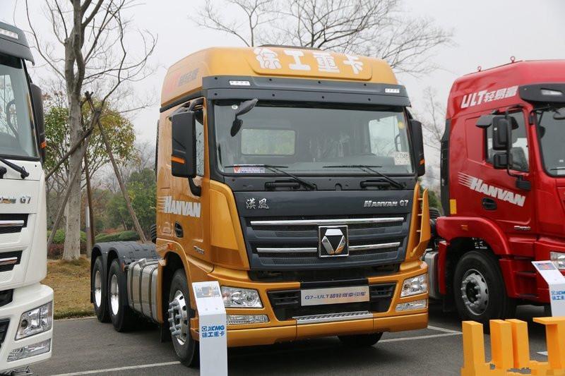 XCMG HANVA G7 Super-Light Edition 430HP 6X4 Euro-compliant Tractor(XGA4250D5WC)