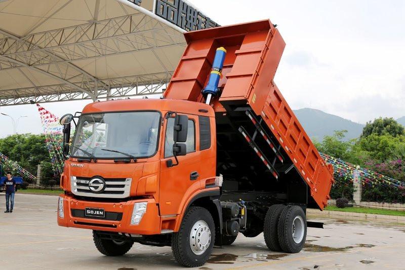 SOJEN D750 185HP 4X2 4.2m Euro-compliant Dumper(LFJ3120SCG2)