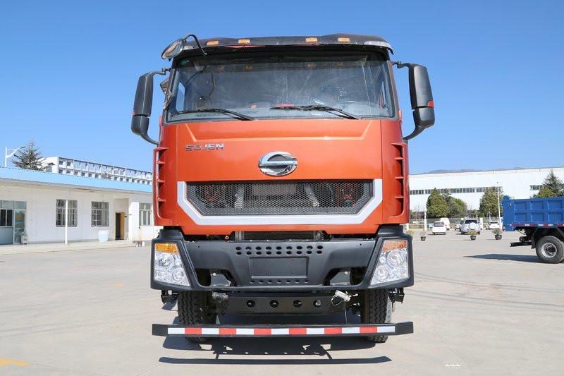 SOJEN D960 336HP 5.6m Euro 5-compliant LNG Dumper(LFJ3255G11)