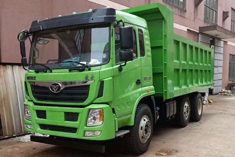 SINOTRUK Haoman H5 380hp 6X4 5.6m Euro-5 Dumper(ZZ5258ZLJM40EB0)