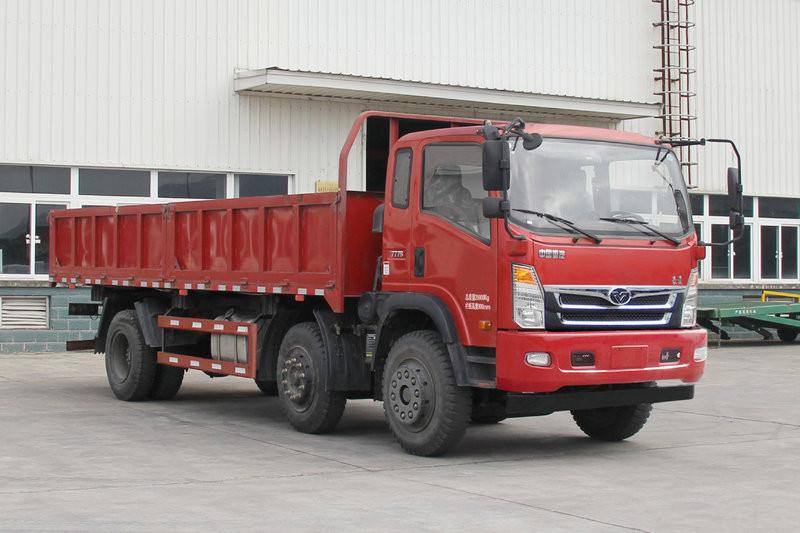 SINOTRUK HAOMAN H3 220HP 6X2 4.5m Euro-5-compliant Dumper(457后桥)(ZZ3258GC0EB1)